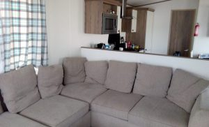 Cosy Caravan Makes A Great Start To The Holiday