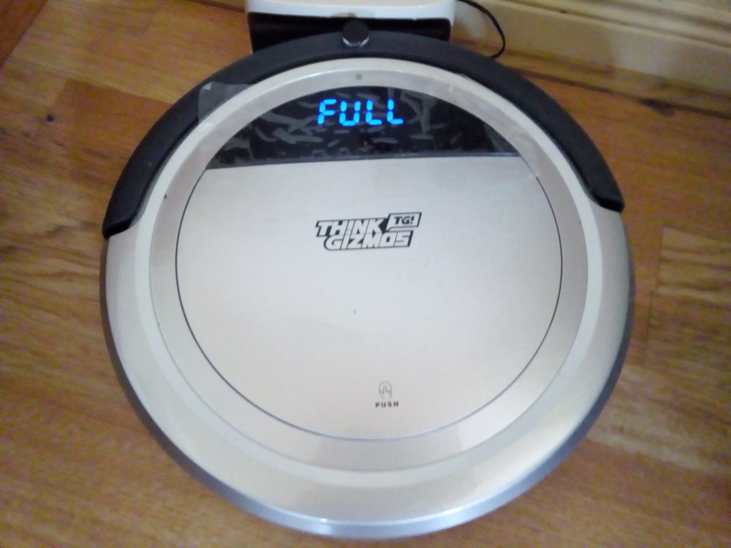 Robotic Vacuum Is My New Favourite Thing