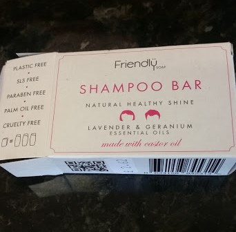 Trying Out Solid Shampoo Bar – Prime of Midlife
